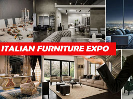 ITALIAN WAY: ITALIAN FURNITURE EXPO TOUR