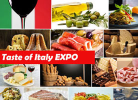 TASTE OF ITALY EXCELLENCE TOUR